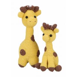 Kit Amigurumi Les Girafes Julia et Lotta