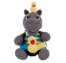 Kit Amigurumi L'hippopotame Helmut