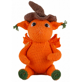 Kit Amigurumi Le Dragon Jonas