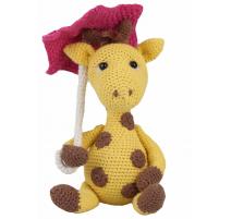 Kit Amigurumi La Girafe Gunilla