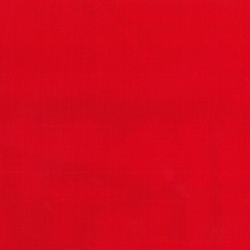 Tela Rojo Liso