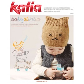 Catalogue Katia Babystories Nº 4
