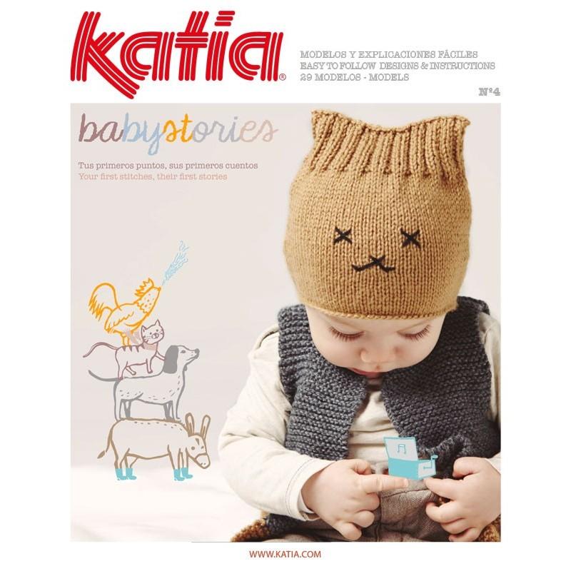 Revista Katia Babystories Nº 4