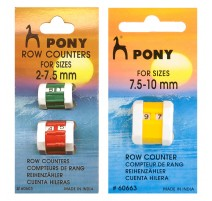 Décompte de rangs Pony