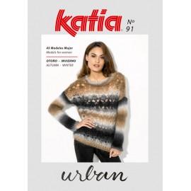 Catalogue Katia Femme Nº  91 Urban