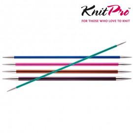 Aiguilles double pointe 20 cm Zing KnitPro