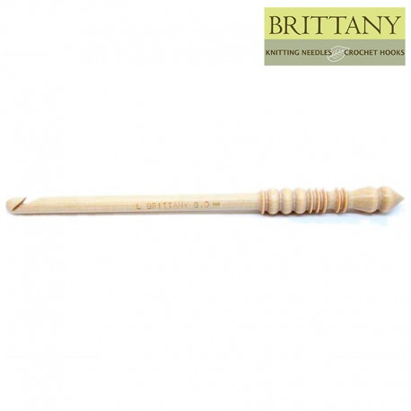 Brittany Birch Crochet Hook