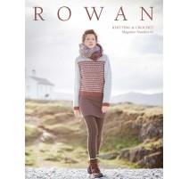Rowan Nº 60 Knitting & Crochet