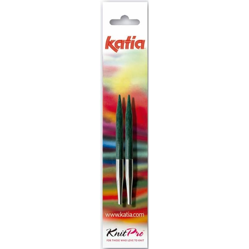 Katia Aiguille circulaire interchangeable pour câble de 20 cm