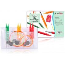 Set d'Aiguiller Circulaires Échangeables Spectra Trendz Chunky KnitPro