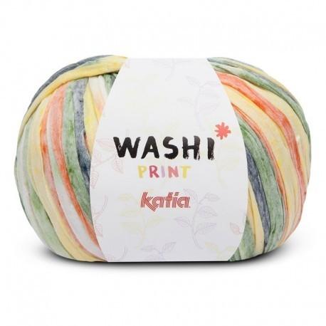 Washi Print