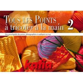 Tous les Points à tricoter à la main 2