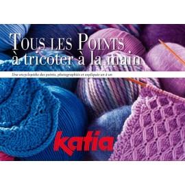 Tous les Points à tricoter à la main