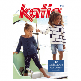 Catalogue Katia Enfants Nº 81