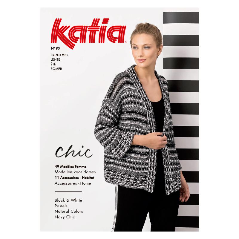 Catalogue Katia Femme Chic Nº 93