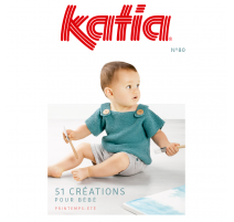 Catalogue Katia Bébé Nº 80