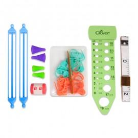 Kits de Accesorios para Tejer Clover