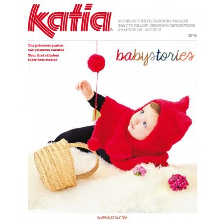 Revista Katia Bebé Nº 82 - 2017-2018