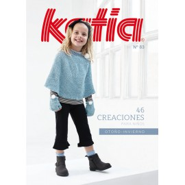 Catalogue Katia Enfants Nº 83 - 2017-2018