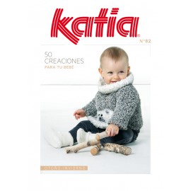Catalogue Katia Bébé Nº 82 - 2017-2018