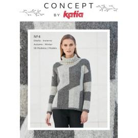 Catalogue Katia Femme Concept Nº 4 - 2017-2018