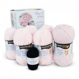 Kit Couverture pour Bébé - Schachenmayr Baby Smiles Blanket