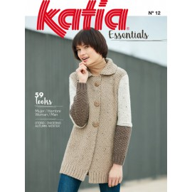 Catalogue Katia Essentials Nº 12 - 2017-2018