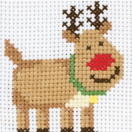 Anchor 1st Kit de Tapiceria - Rudolph