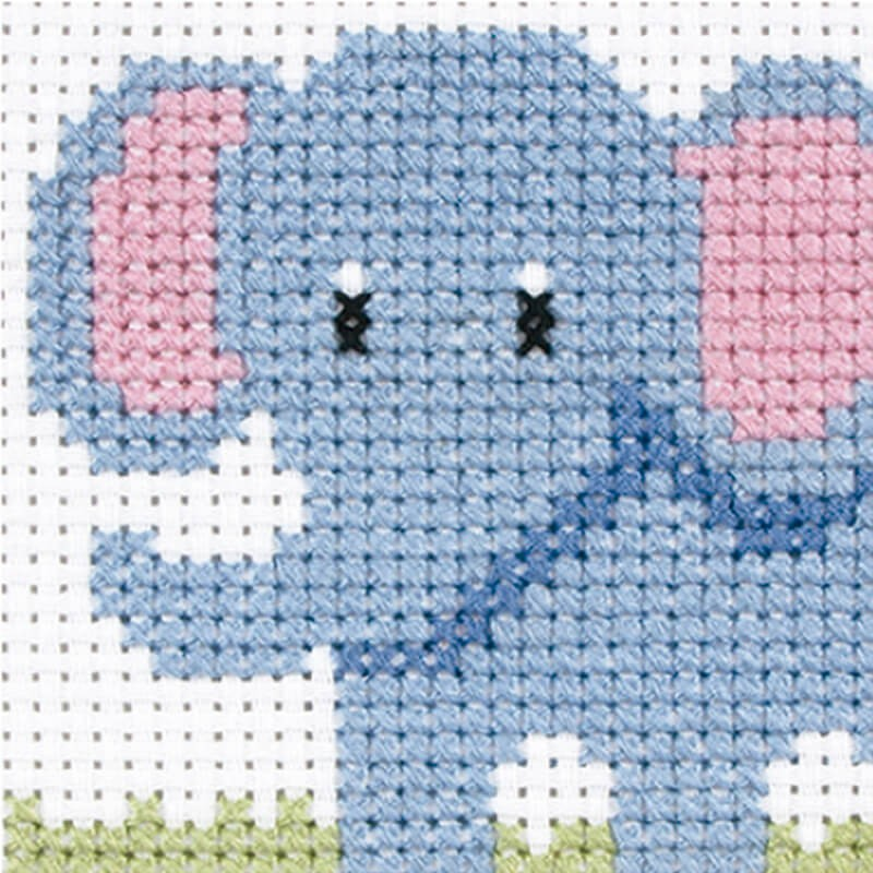 Anchor 1st Kit de Tapiceria - Elephant