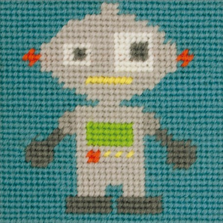 Anchor 1st Kit de Tapiceria - Robot