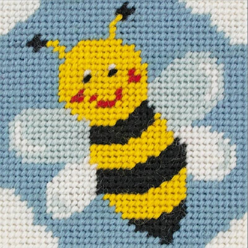 Anchor 1st Kit de Tapiceria - Bee