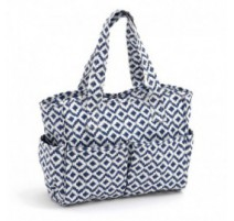 Sac à Tricot en PVC - Scribble Diamond