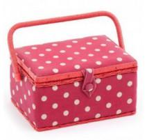 Boîte à couture - Red Dot (Moyenne)
