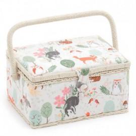Boîte à couture - Woodland...