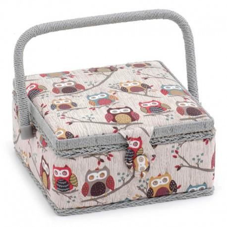Boîte à couture - Hoot (Petite)