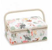 Boîte à couture - Woodland (Petite)