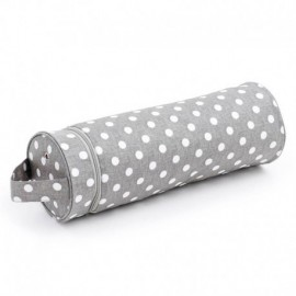 Distributeur de laine - Polka Dot Grey