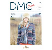 Revista DMC Tricot - N 1 -Wonder Collection