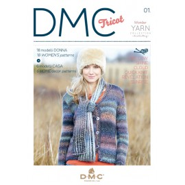 Catalogue DMC Tricot - N 1 -Wonder Collection