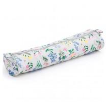 Étui de tissu pour aiguilles à tricoter - Spring Garden