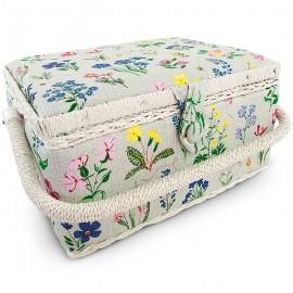 Boîte à couture - Spring Garden (Moyenne)