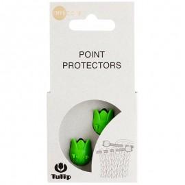 Protectores para agujas Tulip