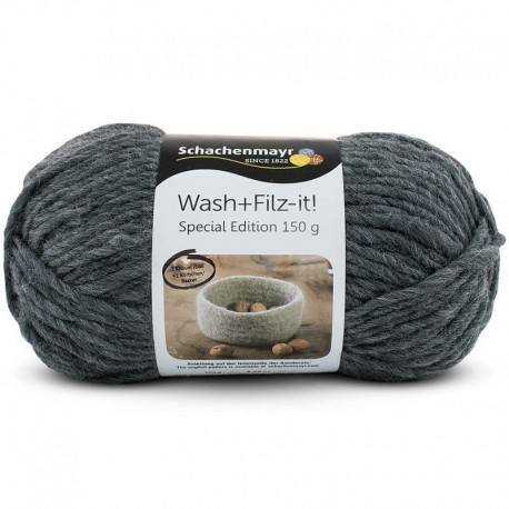 Schachenmayr Wash+Filz-it! 150g - Édition limitée