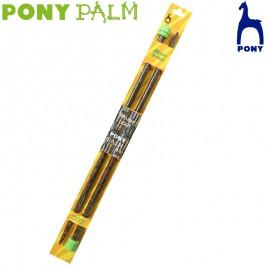 Aiguilles à tricoter Palm - Pony