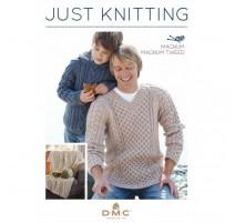 Catalogue DMC Just Knitting - Magnum & Magnum Tweed