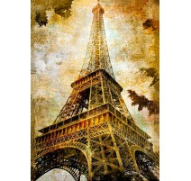 Kit Diamond Painting - Paris - Collection d Art