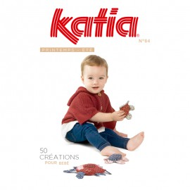 Catalogue Katia Layette Nº 84 - 2018