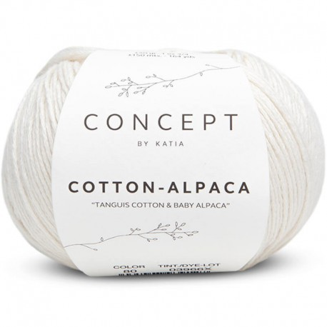 Katia Cotton - Alpaca