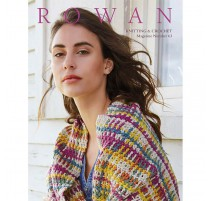 Rowan Nº 63 Knitting & Crochet