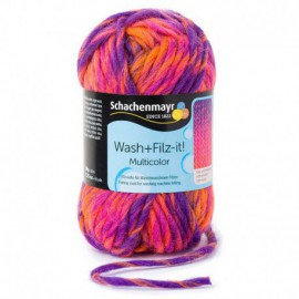 Schachenmayr Wash+Filz-it! Multicolor